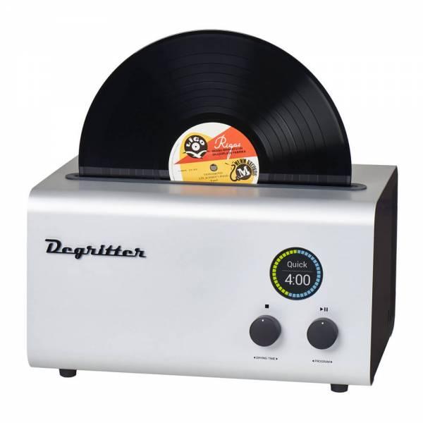 Degritter Ultraschall Plattenwaschmaschine vollautomatisch