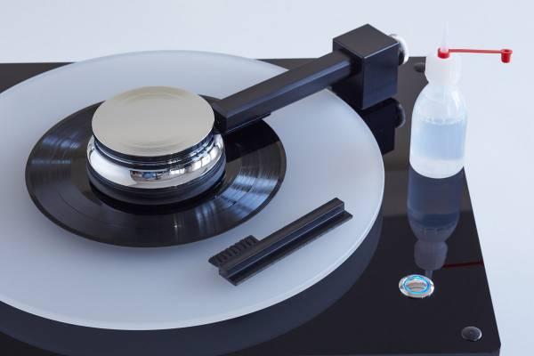 Nessie Single Set für Vinylmaster und Vinylcleaner