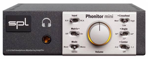 SPL Phonitor mini Kopfhörerverstärker
