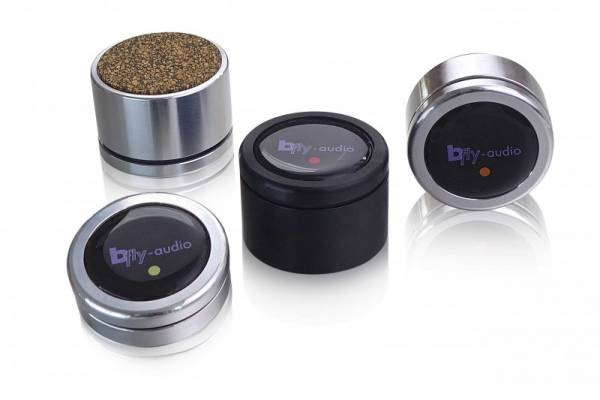 bFly-Audio Absorber PURE 4er Set
