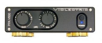 Violectric Phonovorverstärker PPA V600