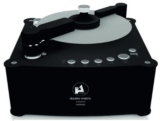 "Clearaudio Double Matrix Professional Sonic Plattenwaschmaschine ""Bundle I"""