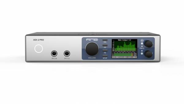 RME Kopfhörerverstärker ADI-2 Pro FS